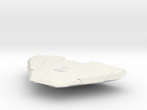 Cobra Mk 3 14CM in White Natural Versatile Plastic
