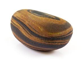 Mormon Seer Stone in Full Color Sandstone