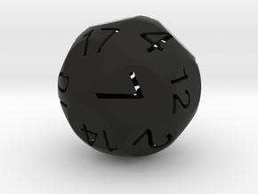 Prime 19 in Black Natural Versatile Plastic