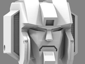 Masterpiece IDW Warper Head in White Processed Versatile Plastic