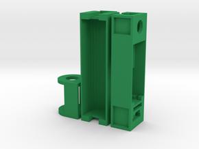 MODBOX C MOD PARTS in Green Processed Versatile Plastic