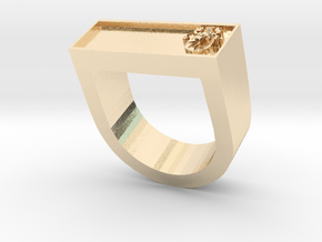 New Ring3 in 14K Yellow Gold