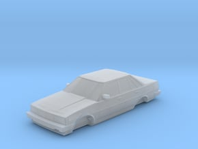 N Scale 1985-1988 Toyota Cressida in Smooth Fine Detail Plastic