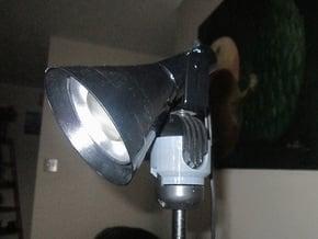 Lamp Adaptor Ikea - Frankenlamp in White Natural Versatile Plastic