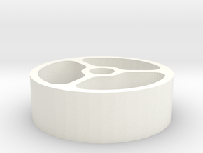 Hario Skerton Coffee Grinder Stabilizer in White Processed Versatile Plastic