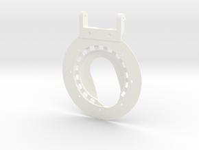 Mecha Glove - Scorpion Box - Lid in White Processed Versatile Plastic