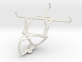 Controller mount for PS3 & Sony Xperia Z1 Compact in White Natural Versatile Plastic