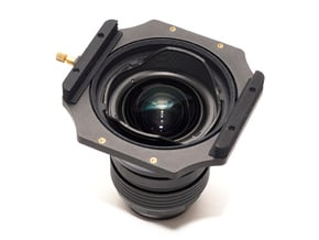 Adapter Kit Pro M.Zuiko 7-14mm / Lee filter holder in Black Natural Versatile Plastic