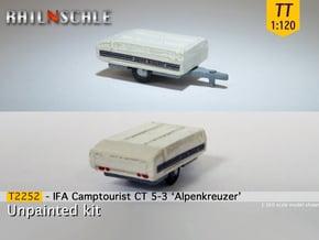 IFA Camptourist 'Alpenkreuzer' (TT 1:120) in Smooth Fine Detail Plastic