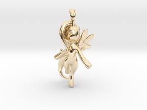 My Little Pony - Alicorn Pendant in 14K Yellow Gold