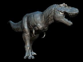 Tyrannosaurus Rex 1/100th scale DeCoster in White Natural Versatile Plastic