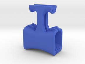 Chainguide Basic.one in Blue Processed Versatile Plastic