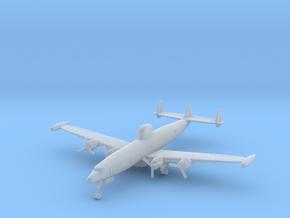 EC-121 w/gear (CW) in Smooth Fine Detail Plastic: 1:700