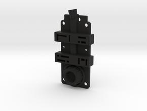Suit communicator in Black Natural Versatile Plastic