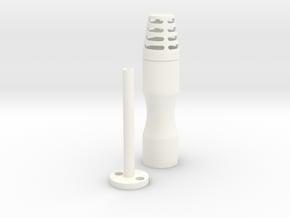 Jetpack Beacon in White Processed Versatile Plastic