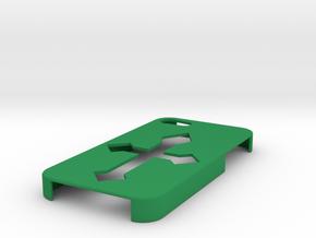 Pon IPhone 4 in Green Processed Versatile Plastic