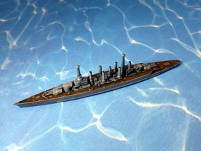 CC 1 USS Lexington 1916 1/2400 in Smooth Fine Detail Plastic