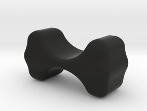 CHOPSTICKS HOLDER in Black Natural Versatile Plastic
