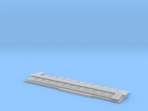 Roof With Walkway Full Size (repaired) in Smooth Fine Detail Plastic