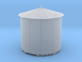 WATER TANK ONLY - HO SCALE in Smooth Fine Detail Plastic