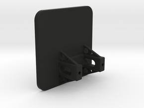 FPV Servo Pod Magnet Mounted in Black Natural Versatile Plastic