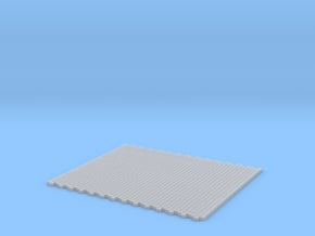 """Shingle Stock HO 2.0"""" X 2.41"""" in Smooth Fine Detail Plastic"""