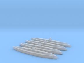 I-201 (Sentaka class) (TD/FUD) x4 in Smooth Fine Detail Plastic