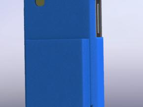 Nexus 4 Credit Card Case in White Natural Versatile Plastic