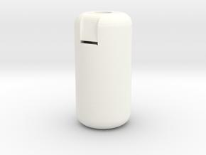 Arrow Whistler in White Processed Versatile Plastic