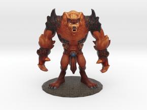 Firefang Warwick (old) in Full Color Sandstone