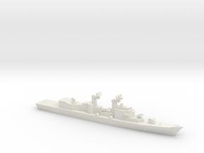 Audace-Class DDG (1989), 1/1800 in White Natural Versatile Plastic