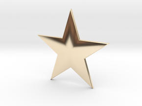 STAR-BASICloft in 14k Gold Plated Brass