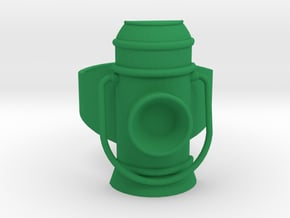 Green Lantern Power Ring (Alan Scott) in Green Processed Versatile Plastic