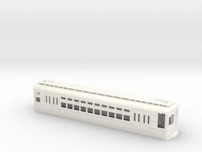CTA 1-50 Series, Skokie Car in White Processed Versatile Plastic