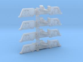 Blenden Für LH-DG 4St in Smooth Fine Detail Plastic