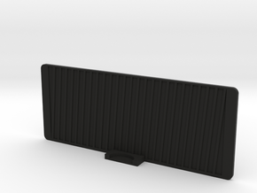 Kinect 2 Privacy Shield - Easily Cover and Uncover in Black Natural Versatile Plastic