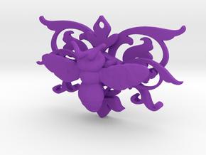 Honey Lust in Purple Processed Versatile Plastic