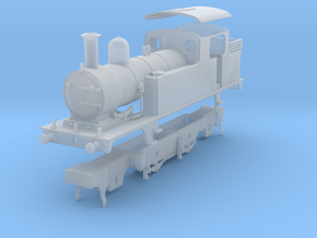 LNER class F5 fitted for Push-Pull working in Smooth Fine Detail Plastic
