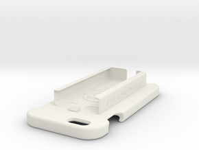 iPhone 6 / Dexcom Case - NightScout or Share in White Natural Versatile Plastic
