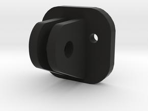Barnacle GoPro Mount Adapter - Small in Black Natural Versatile Plastic