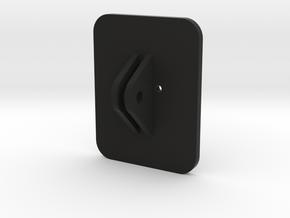Barnacle GoPro Mount Adapter - Large in Black Natural Versatile Plastic