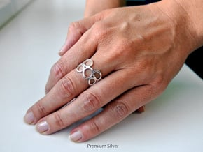 Rings and Things in Natural Silver