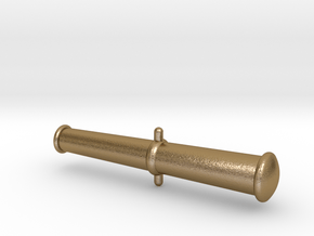 Canon Tamper in Polished Gold Steel