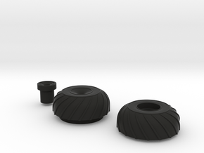 Amphicat wheels left - Need three of these in Black Natural Versatile Plastic