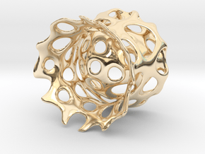 Eierbecher in 14K Yellow Gold