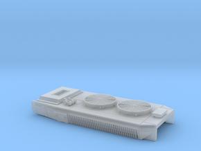 DB0013 SD40-2W DB, Short Q Stack, Rebuilt 1/87.1 in Smoothest Fine Detail Plastic