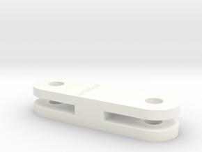 SP360-GoPro in White Processed Versatile Plastic