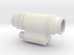 ITL Mini NSEAS (Type 3) in White Natural Versatile Plastic