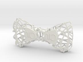 Ciuciu in White Natural Versatile Plastic