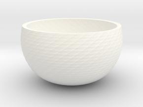 tasse in White Processed Versatile Plastic